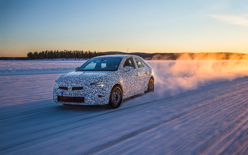 Nouvelle Opel Corsa 2019