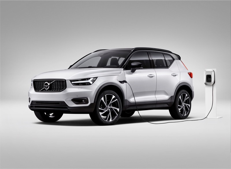 Volvo XC40 T5 Twin Engine hybrid plug in