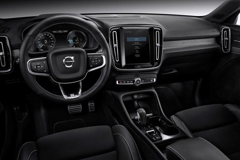 Volvo XC40 T5 Twin Engine hybrid plug in