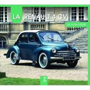 Livre : La Renault 4 CV de mon père