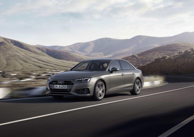 Audi A4 2019 : restylée pour la rentrée