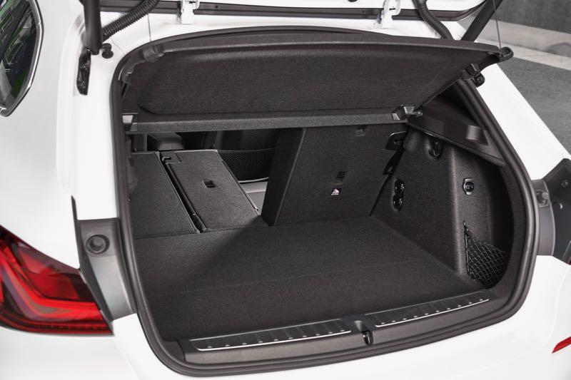 Coffre BMW Série 1 2019