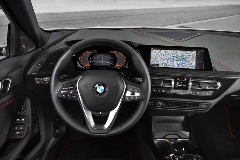 Nouvelle BMW Série 1 2019