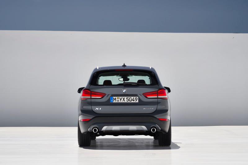 BMW X1 restylé