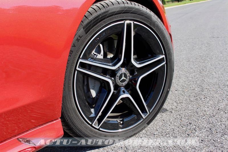 Mercedes Classe C Cabriolet 220d 4MATIC (facelift)