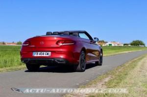 Conclusion essai Mercedes Classe C Cabriolet
