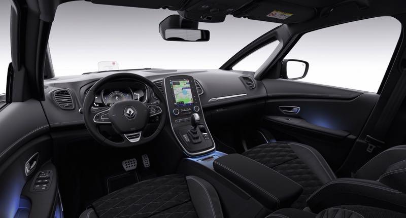 Renault Scénic et Grand Scénic Black Edition