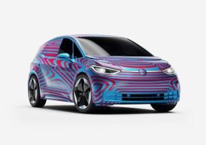 La Volkswagen ID.3 électrique