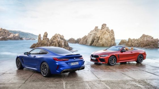 BMW M8 Competition 2019