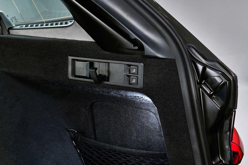 Coffre Nouvelle BMW Série 3 Touring