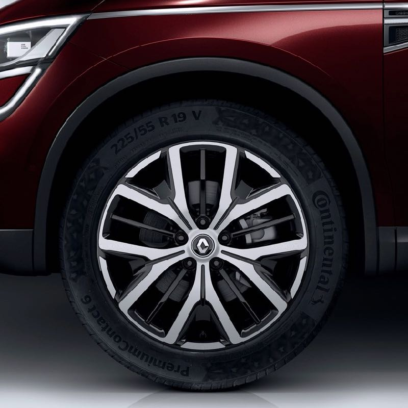 Jante Renault KOLEOS 2019