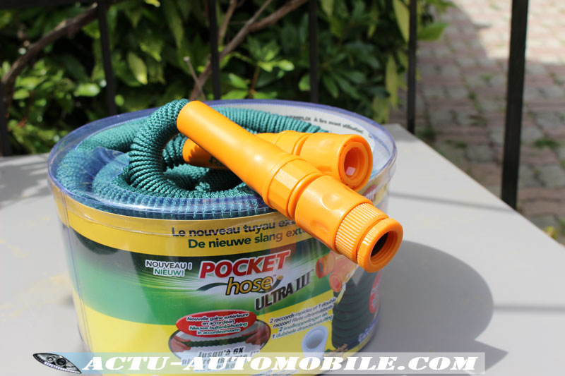 Pocket Hose Ultra III (version renforcée 2019)