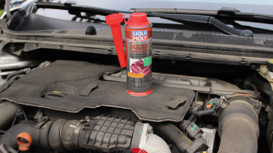 Additif carburant diesel Liqui Moly