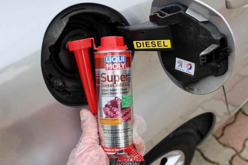 Additif carburant diesel Liqui Moly