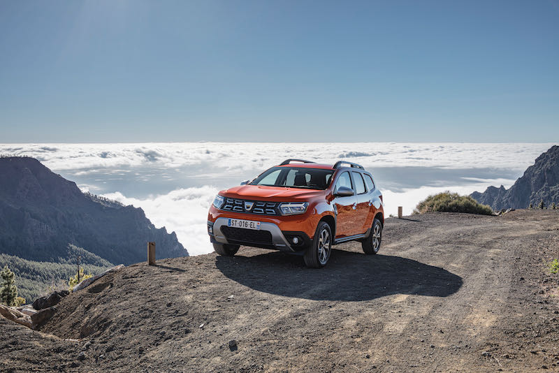 Le Dacia Duster 2021 en tout chemin