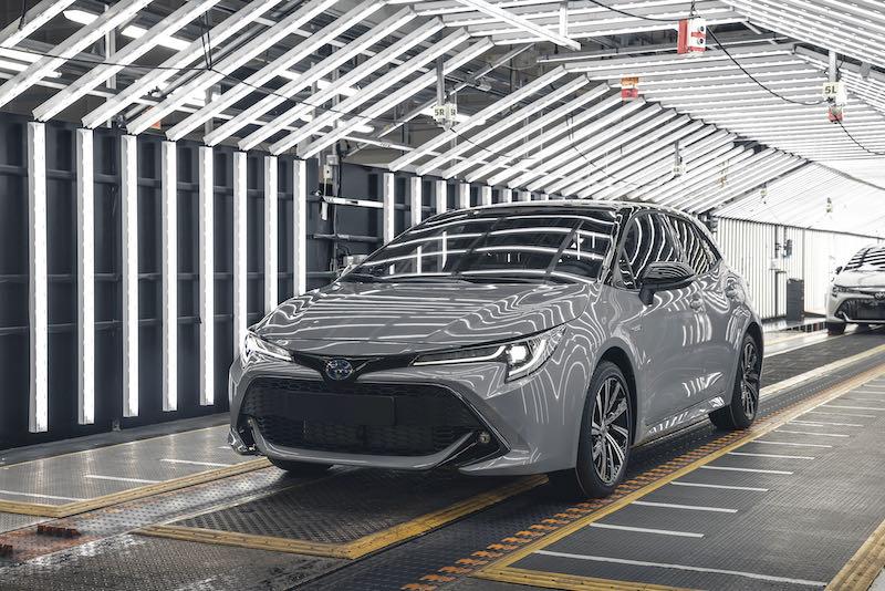Toyota Corolla JBL Edition