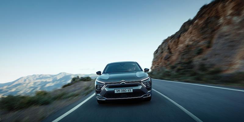 nouvelle Citroën C5 X