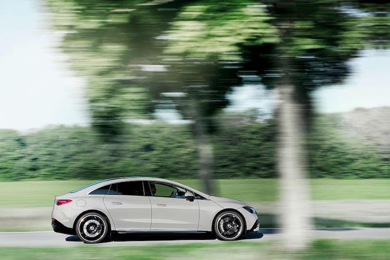 Mercedes EQE 350 Edition 1
