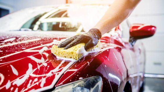 Centre de lavage de voiture